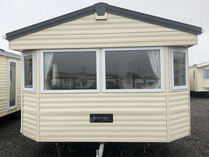 2013 Delta Bromley 4 Bedroom Static Caravan for sale Pembrokeshire, South Wales