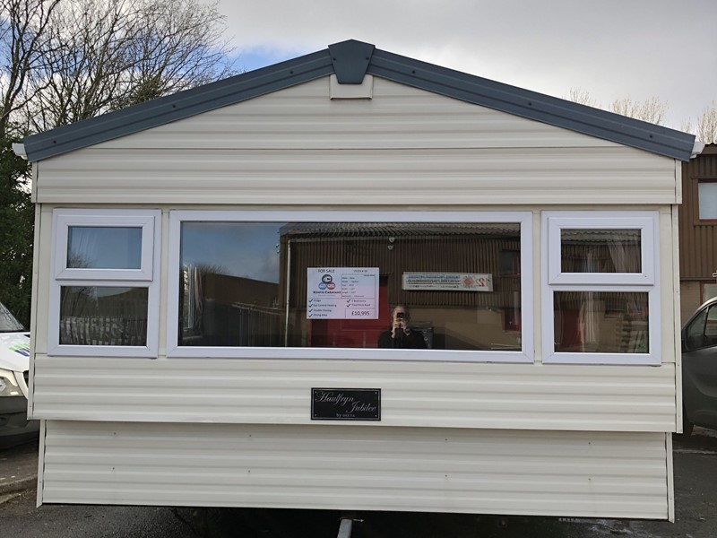2013 Delta Halfryn for sale Pembrokeshire, South Wales
